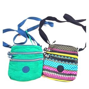 Kipling cross body purse